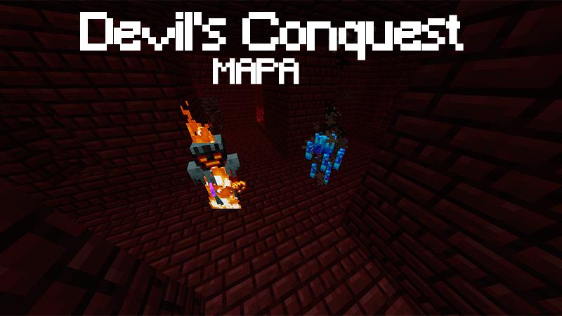 Mapa Devil's Conquest en Minecraft