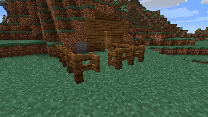 Crear vallas en Minecraft