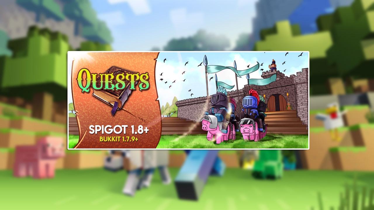 Quests en Minecraft