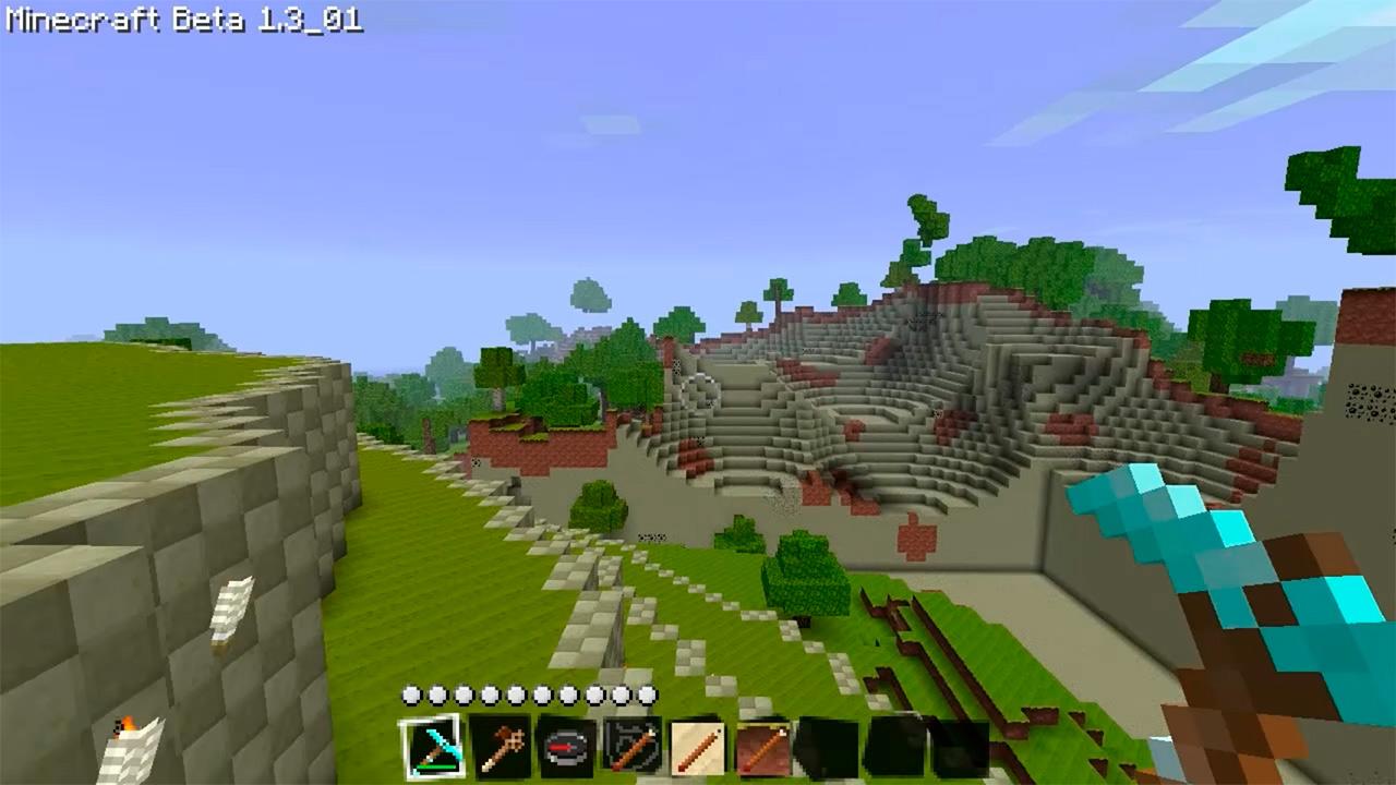 Mod WorldEdit en Minecraft