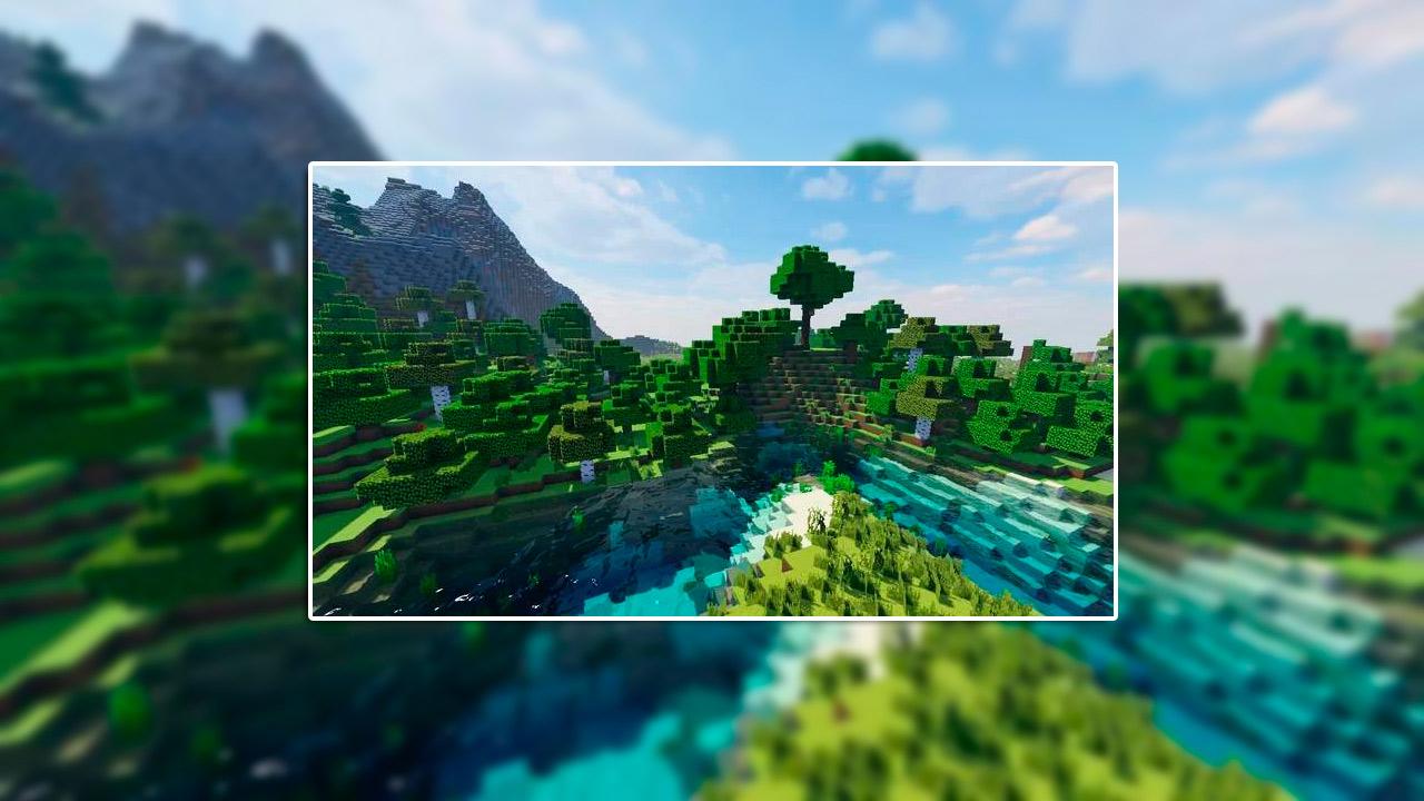 Paquete de recursos Default Realism en Minecraft