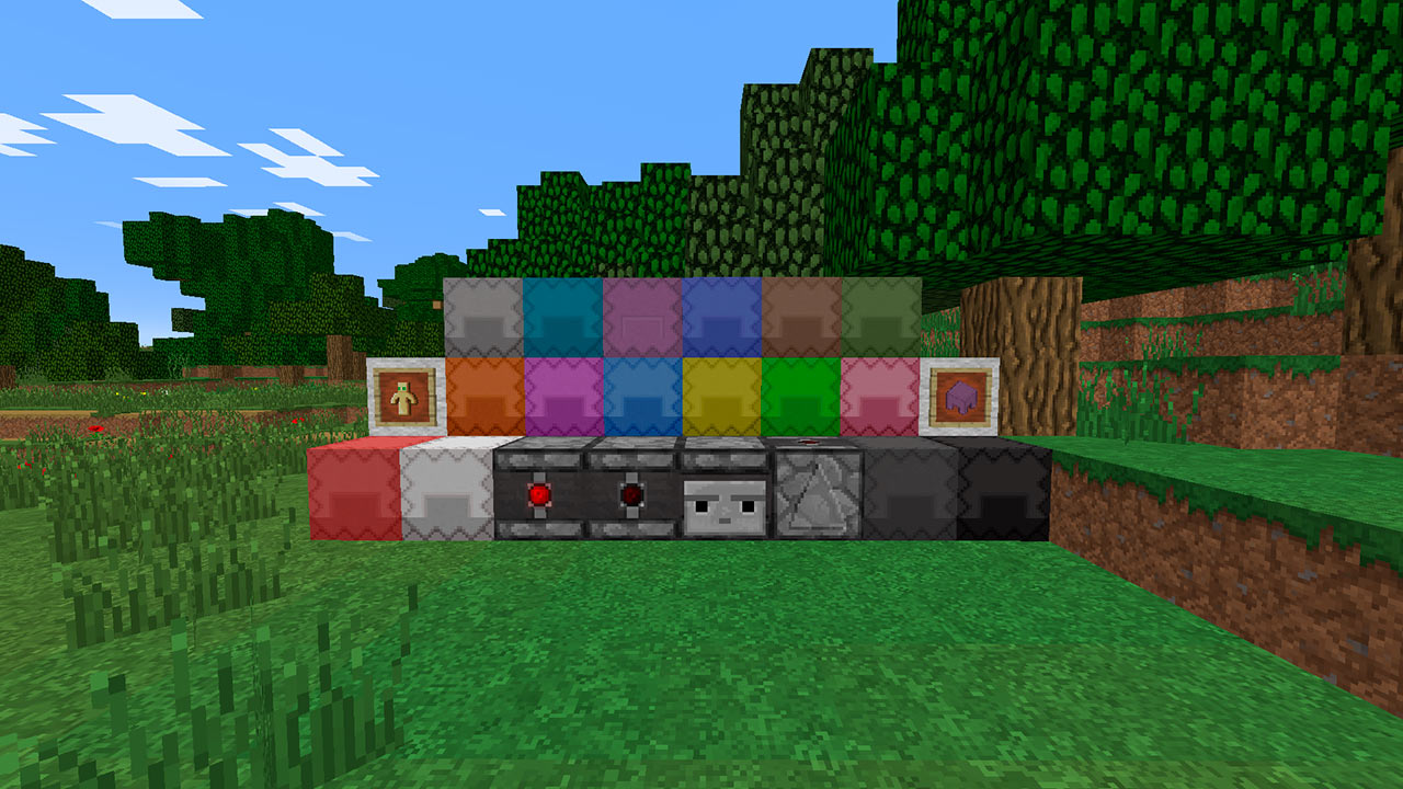 Paquete de recursos Faithful x32 de Minecraft