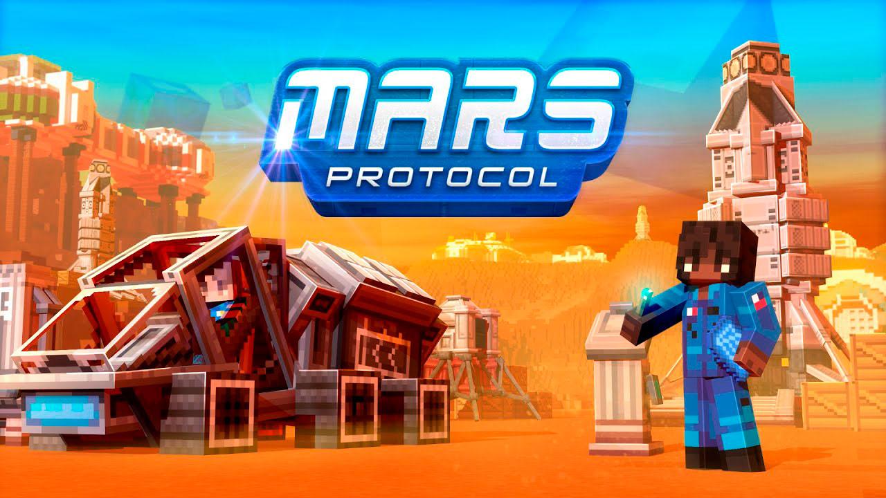 Mars Protocol en Minecraft