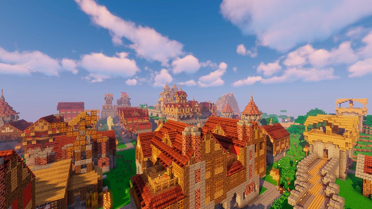Mod MineColonies para Minecraft