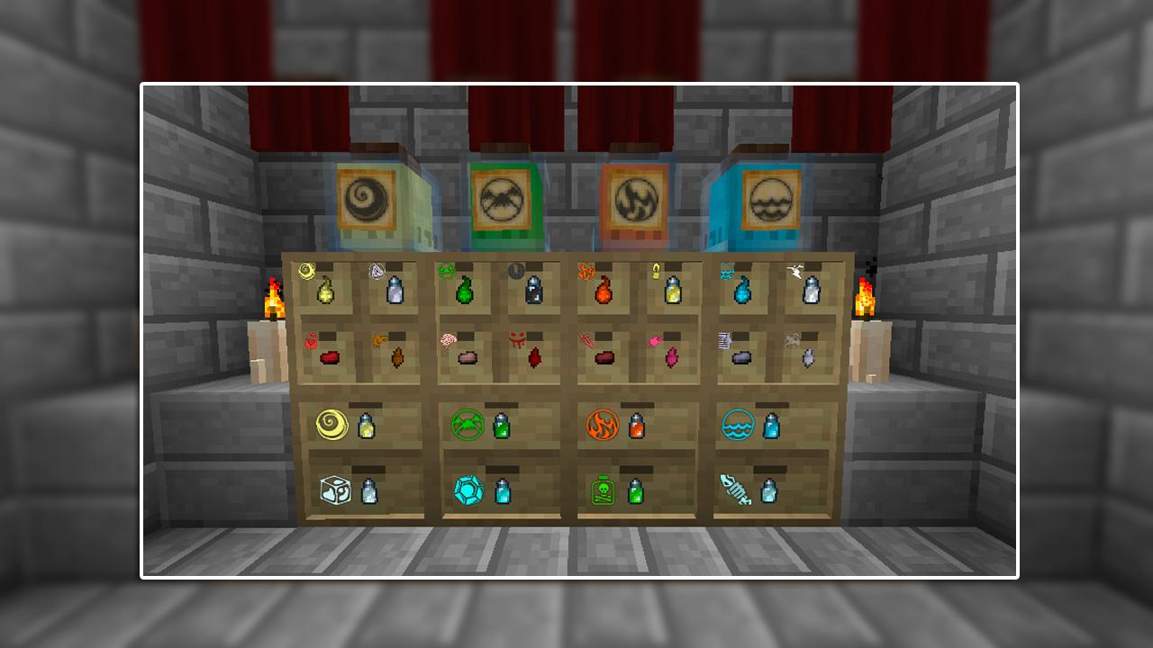 Mod Storage Drawers en Minecraft