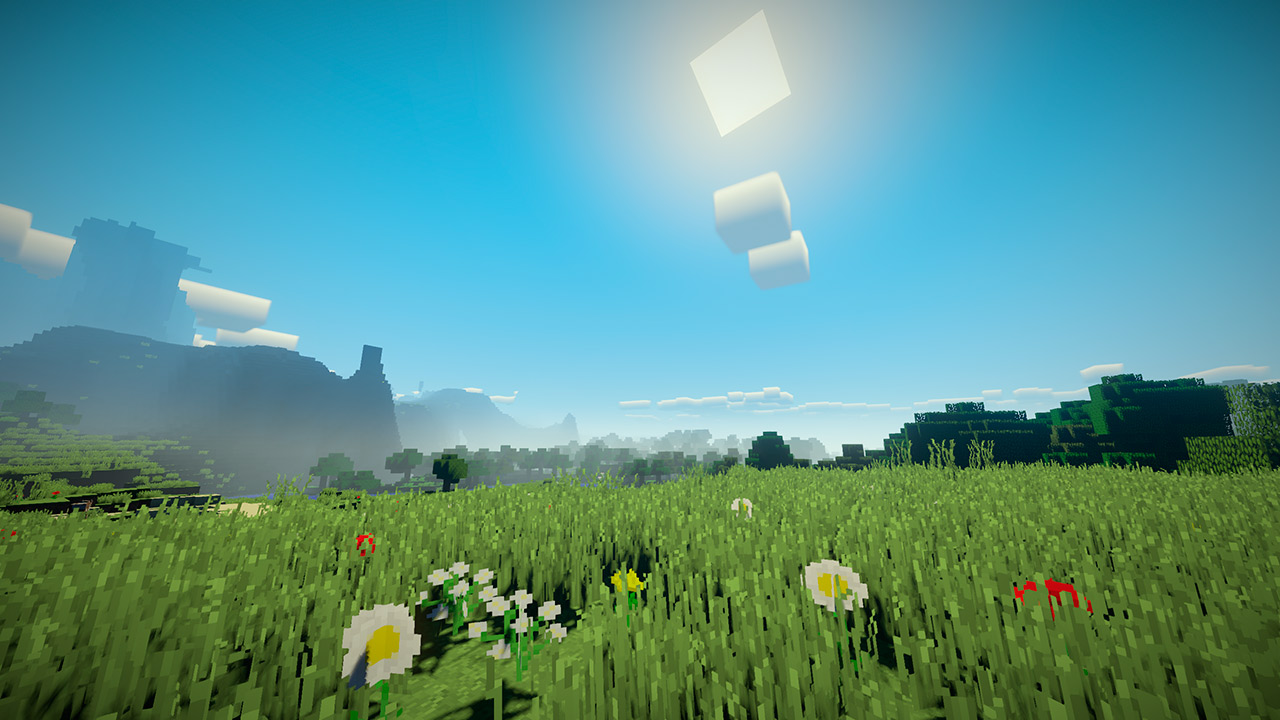Paquete de sombreado Vanilla Plus para Minecraft