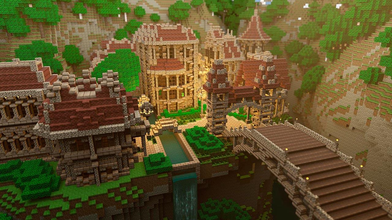 Wrath Of The Fallen Es Un Mapa De Aventuras De Acción Y Rol Para Minecraft Guias Minecraft